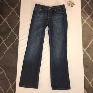 WHBM Give Hope breast cancer jeans